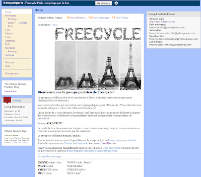 freecycle paris ancien format